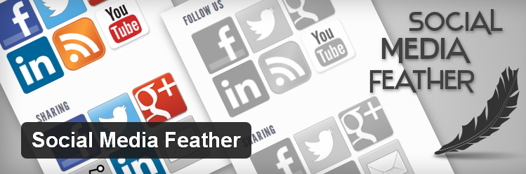 Social Media Feather WordPress Plugin