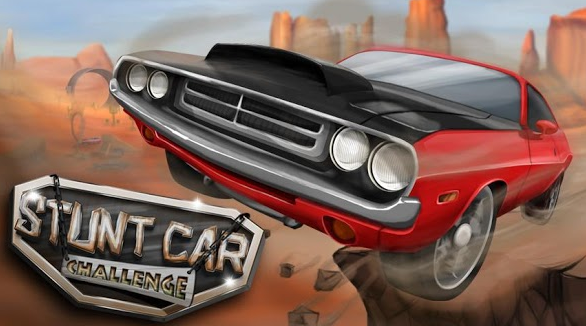 Stunt Car Challenge Android App
