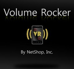 Volume Rocker Android App