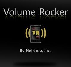 Volume Rocker Android App