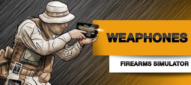 Weaphones Gun Simulator Free for Android