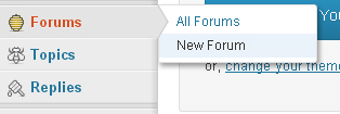 Forums in WordPress