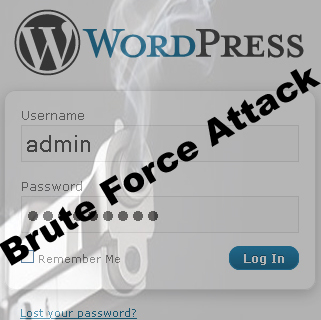 How to prevent wordPress brute force attack