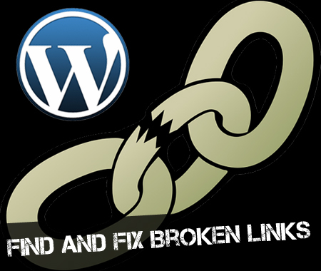 Find and Fix Broken Links in wordpress