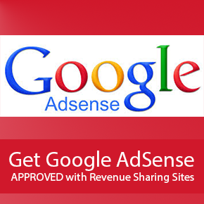Top 5 Revenue Sharing Sites to Get Google AdSense APPROVED