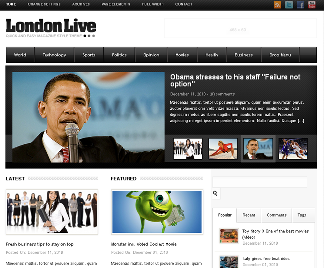 London Live News  Magazine And Blog