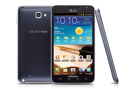 Samsung Galaxy Note SGH-I717]
