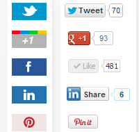 lazy load social sharing buttons with socialite