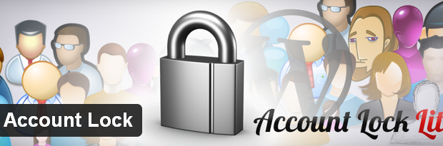 Account Lock WordPress Plugin