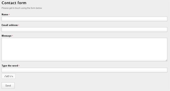 Quform Responsive Ajax Contact Form
