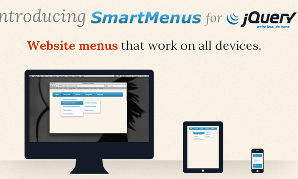 SmartMenus jQuery Plugin