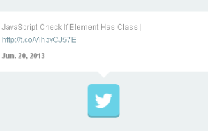 Tweetie - Simple Twitter Feed jQuery Plugin