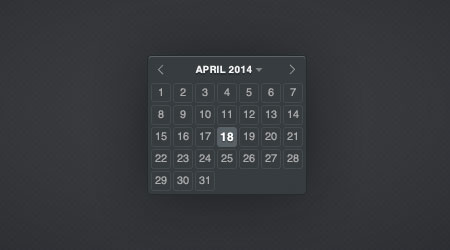 Calendar Datepicker