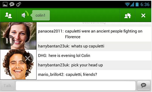 Camfrog Video Chat Android