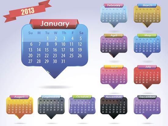 Creative Calendar