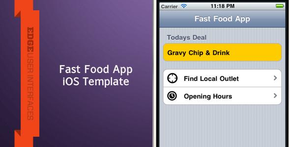 Fast Food App