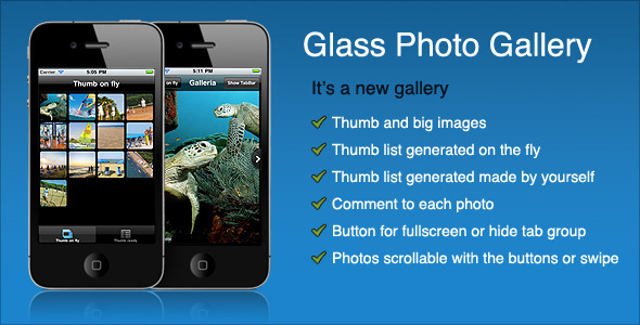Glass Photo Gallery