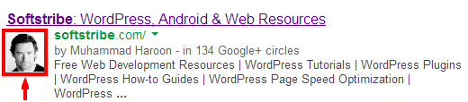 Google Authorship in Blogger