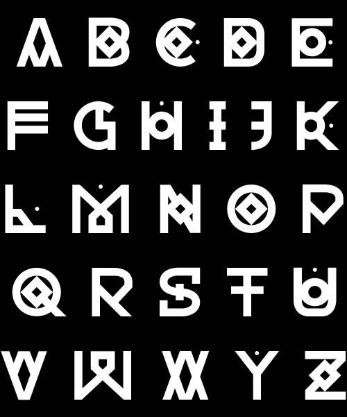 HECTICA web font