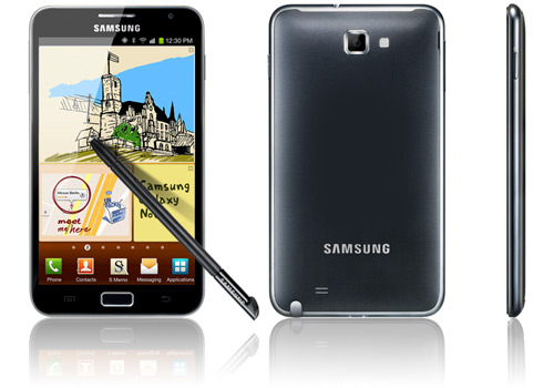Updating Android Jelly Bean 4.2.2 in Samsung Galaxy Note N7000