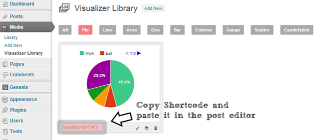 Shortcode Visualizer WordPress Plugin