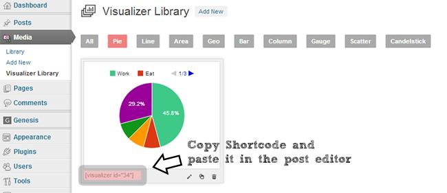Shortcode Visualizer WordPress Plugin