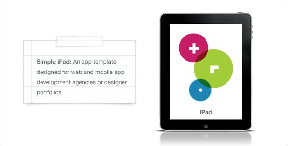 Simple iPad App