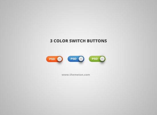 Switch Buttons