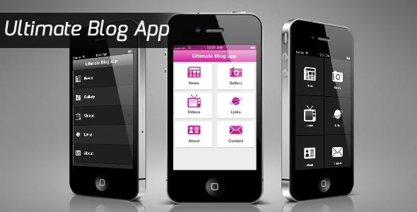 Ultimate Blog App