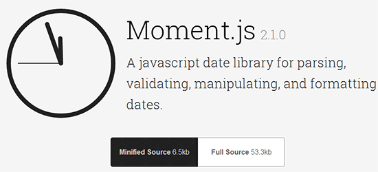moment jQuery plugin for validating date formats
