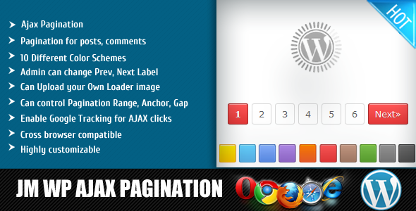 Jm Wp Ajax Pagination