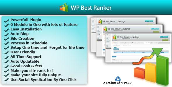 WP Best Ranker