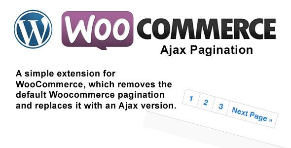 WooCommerce Ajax Pagination