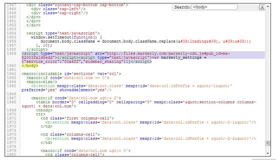 blogger HTML Tempate