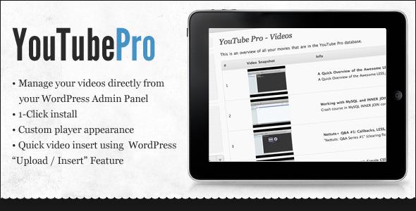 YouTube Pro