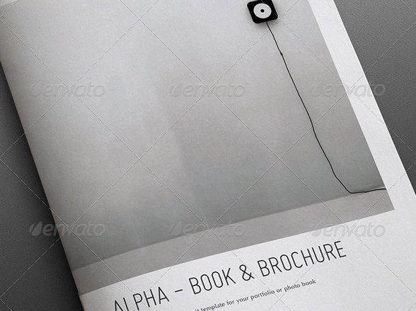 Book & Brochure - Alpha Series Vol
