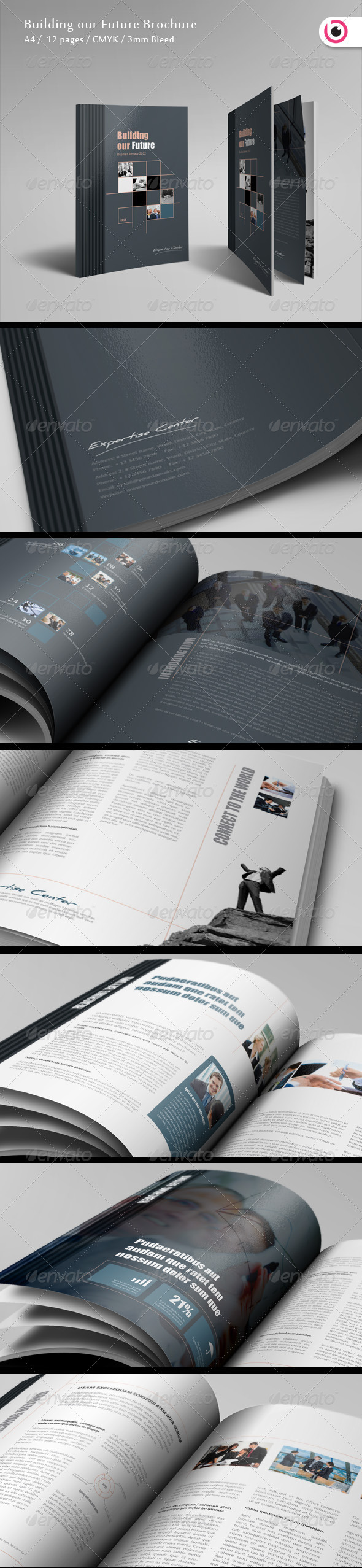 Corporate Brochure - Building Future