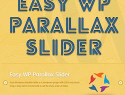 How to Add Easy WordPress Parallax Slider in WordPress Blogs