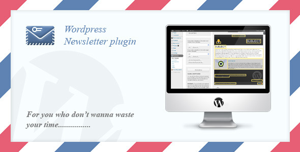 Email Newsletter System - WordPress Plugin