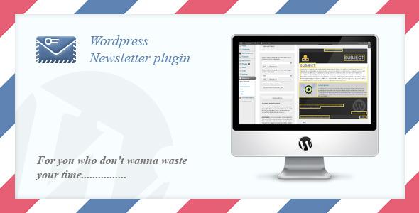 Email Newsletter System - WordPress Plugin