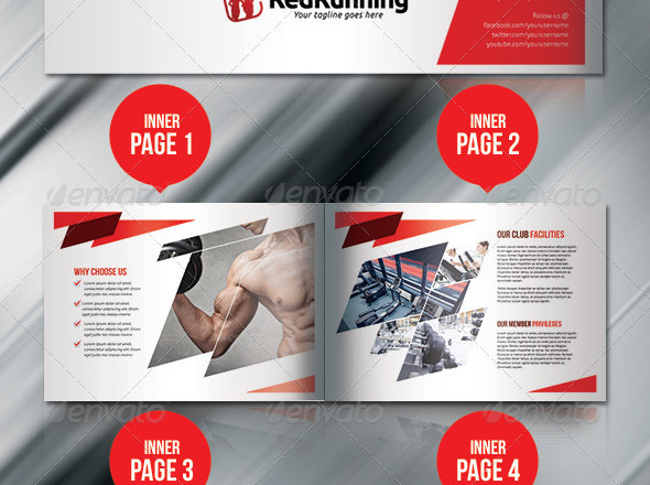 Best Premium Brochure Templates To Download