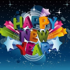 Happy New Year Wallpapers 12