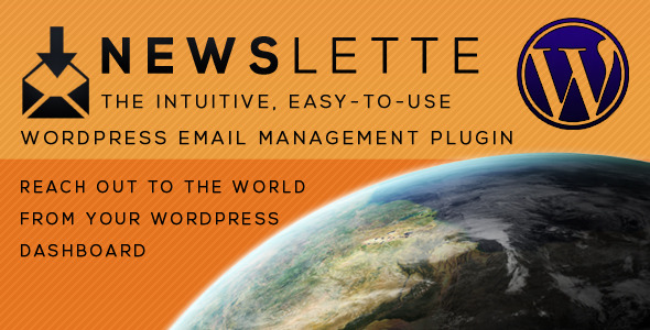 Newslette - Intuitive WordPress Email Management