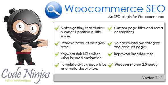 Woocommerce SEO WordPress Plugin