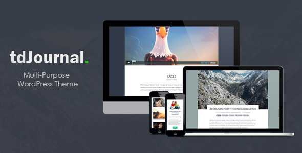 tdJournal - Multi-Purpose Responsive Theme