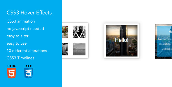 Advanced CSS3 Hover Effects 3