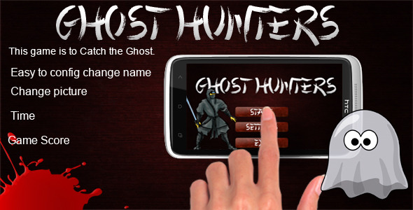 Android Game Ghost Hunters