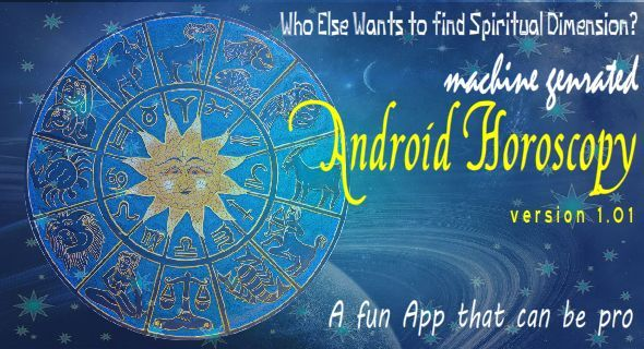 Android Horoscopy A Fun App That Can be Pro!