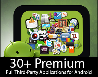 Android Third-party Apps