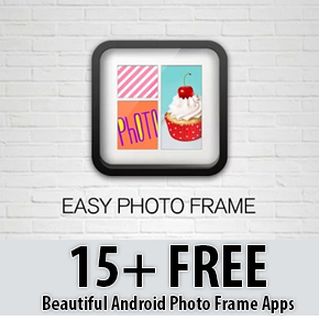 Beautiful Android Photo Frame Apps Thumbnail